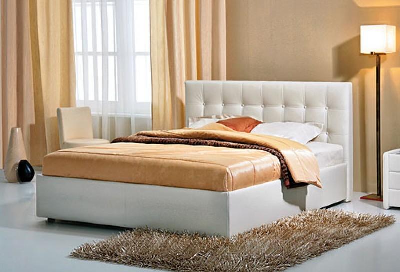 Мягкая спинка на кровать