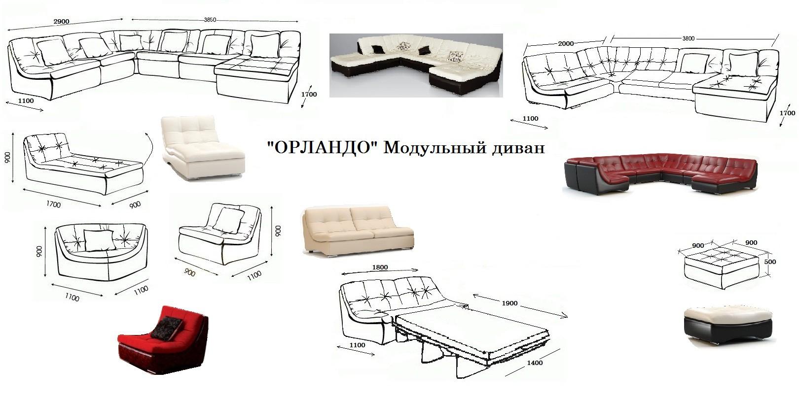 Механизмы Трансформации Диванов Купить В Москве